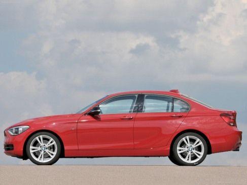 SEGREDO: Site especula como seria o BMW série 1 sedã