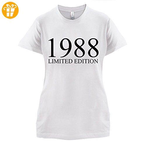 1988 Limierte Auflage / Limited Edition - 29. Geburtstag - Damen T-Shirt -