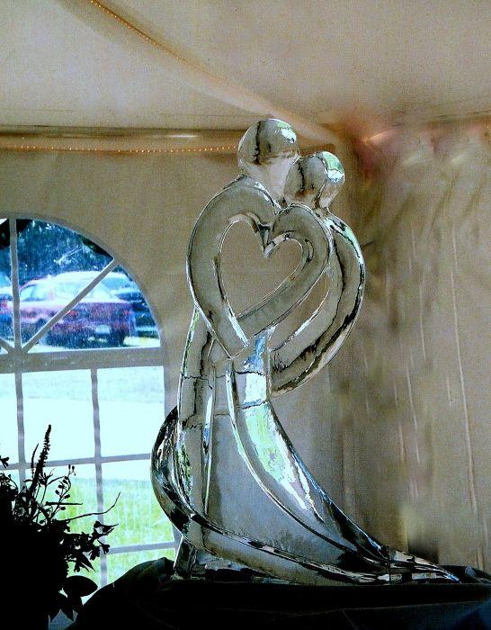 wedding ice sculptures i want for my wedding amazing