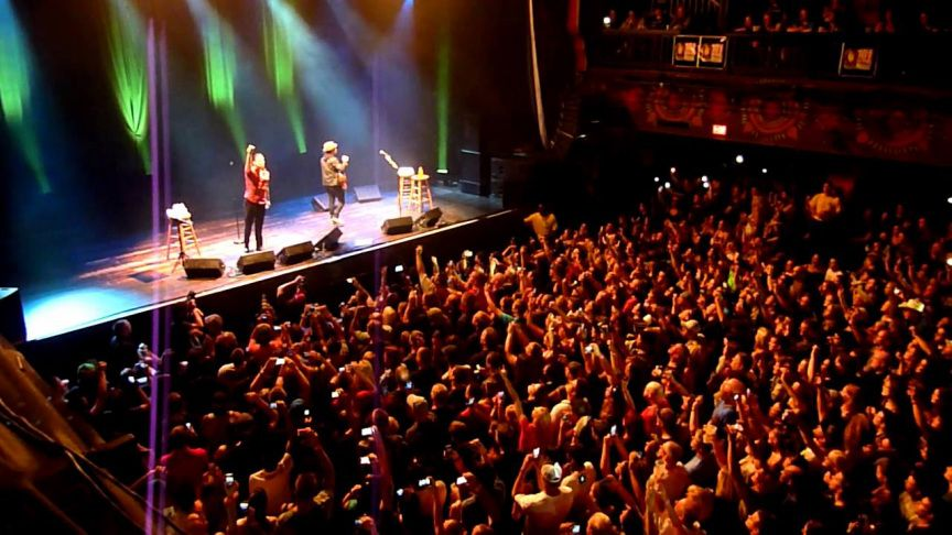 April s House of Blues Concert Lineup at Downtown Disney Orlando