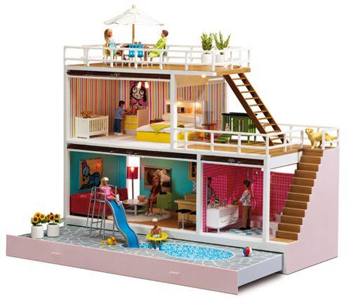 Casa munecas stockholm doll house pinterest casa for Casa minimalista historia
