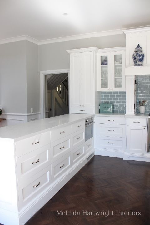 Kitchen Splashback Tiles Hamptons