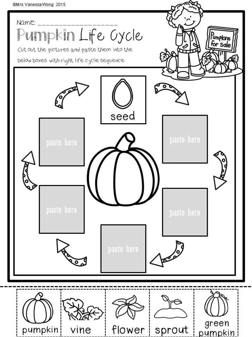 Fall Activities For Kindergarten And Homeschool Math And Literacy No Prep Printables Video Fall Kindergarten Activities Fall Kindergarten Kindergarten Activities [ 1080 x 808 Pixel ]