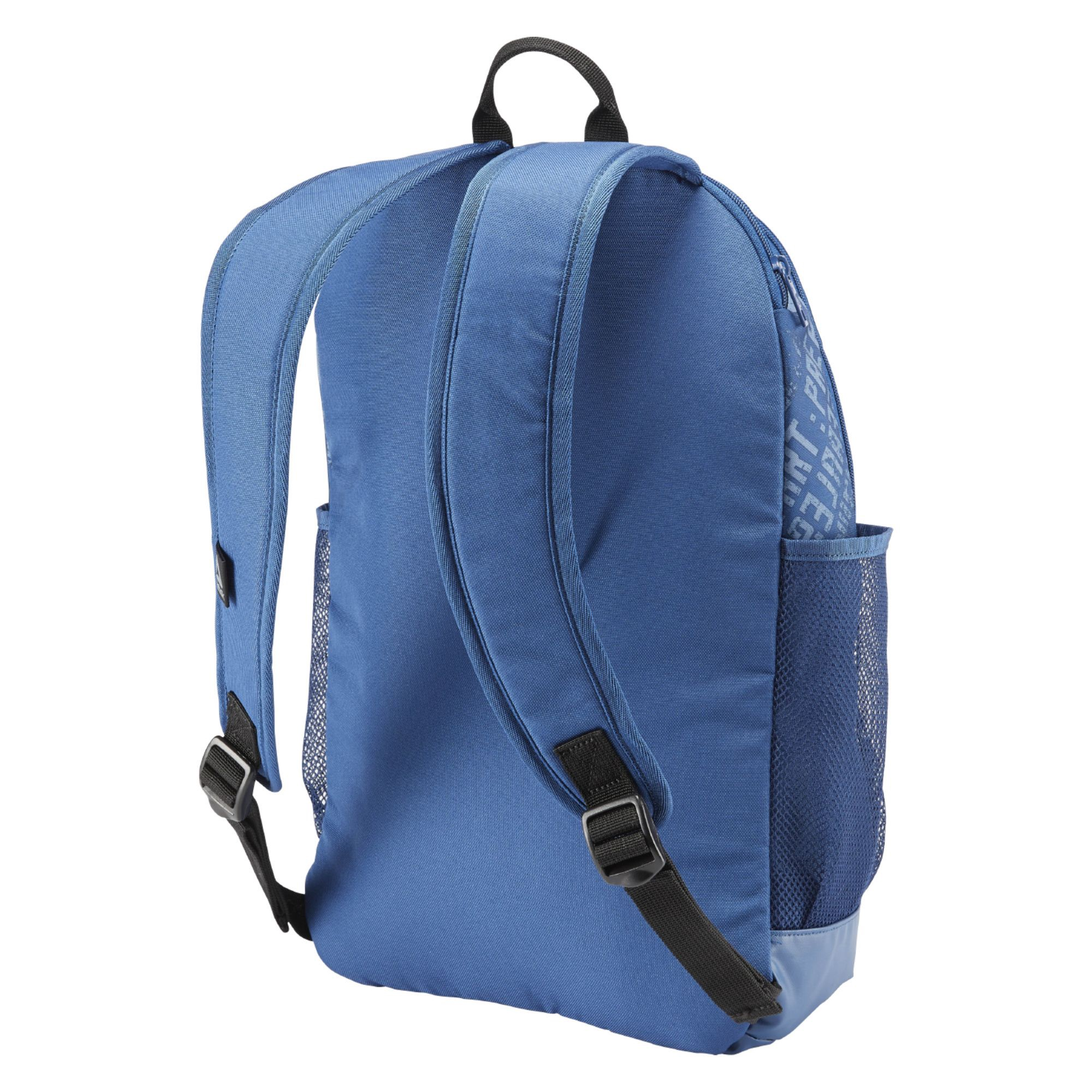 Reebok Style Foundation Active Graphic Backpack - Bunker Blue N Sz ... 1bd0a5417b434