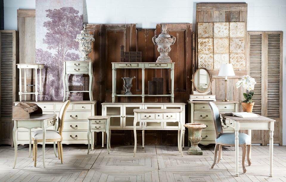 Antique chic furniture