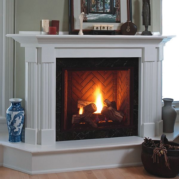 Mldv Onyx Direct Vent Fireplace 42 Tavern Brown Inside Office Gas Fireplace Direct Vent Fireplace Fireplace