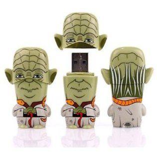 Star Wars Star Wars Mimobot 8 GB USB Flash Drive - Yoda
