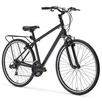 Sixthreezero Pave N Trail Men S 26 Inch 21 Speed Hybrid Bicycle