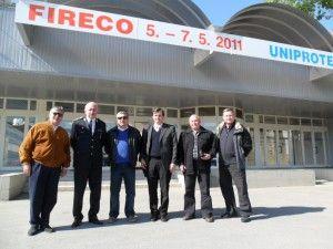 Slovacchia, FIRECO 2011 : successo delle aziende italiane