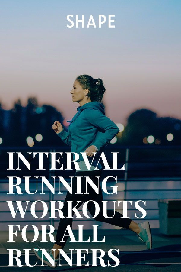 Photo of Interval Running Workouts That Will Make You Even Faster