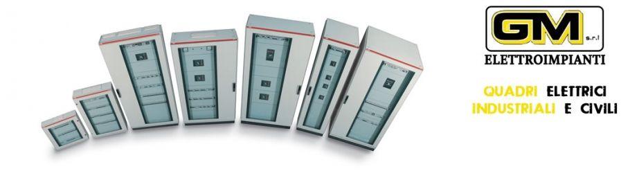 GM Elettroimpianti, installazione impianti elettrici civili ed industriali, antifurti, domotica e cancelli elettrici