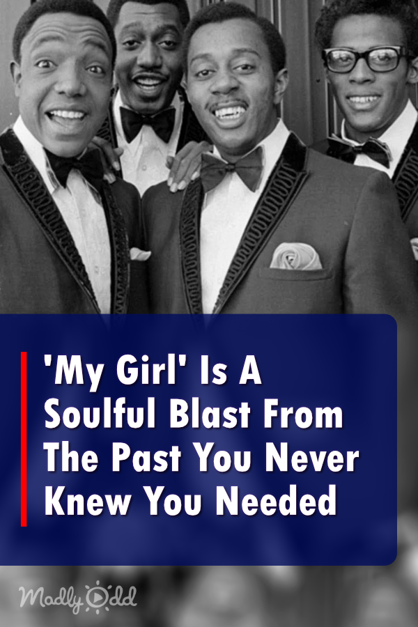 The Temptations My Girl Is A Soulful Blast From The Past You Never Knew You Needed