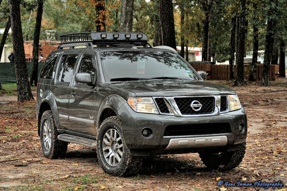 The Nissan Path View Topic Rage Roof Basket Light Bar Install Nissan Pathfinder Nissan Nissan Navara