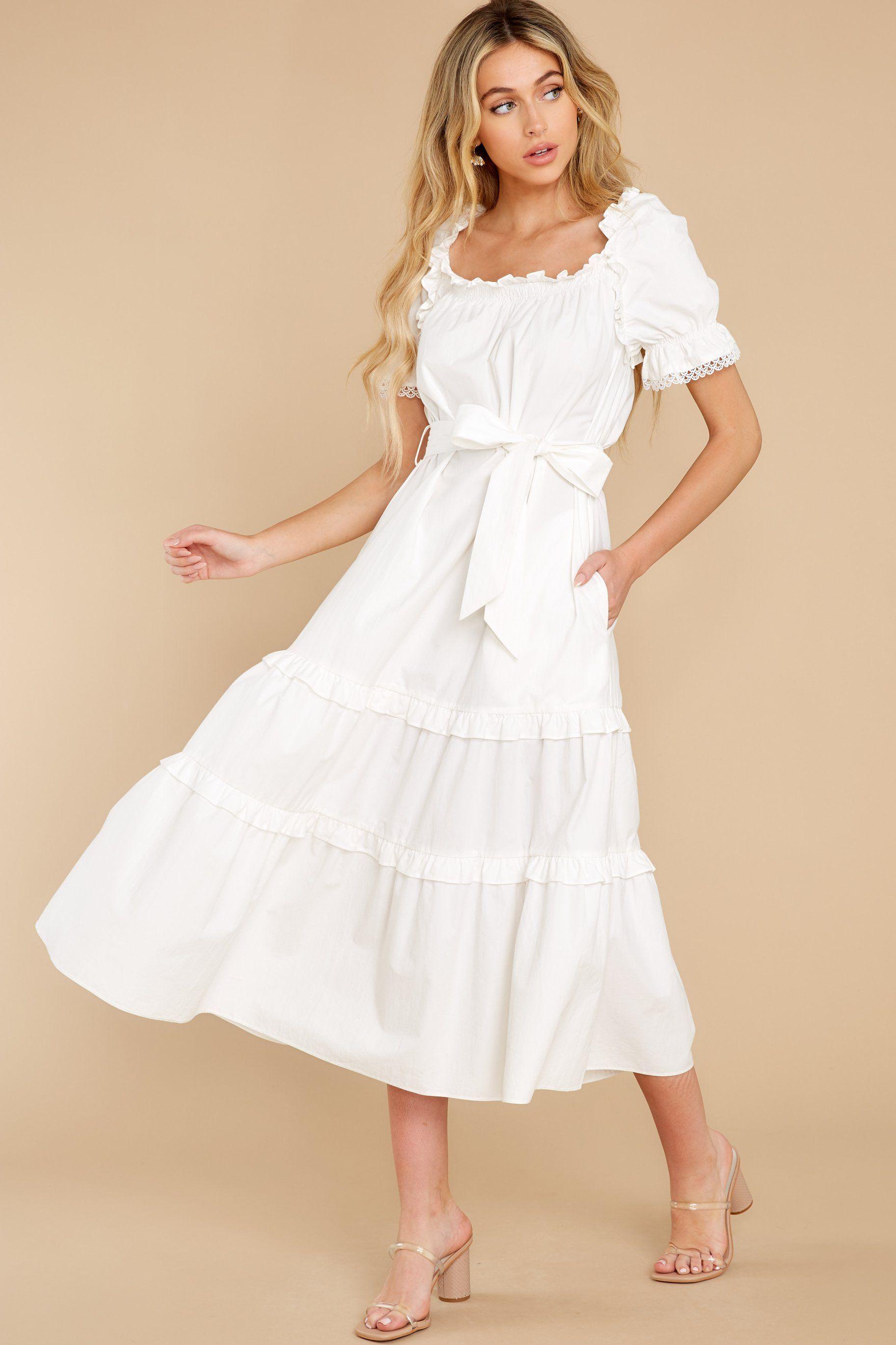 Positively Charmed White Maxi Dress Maxi Dress Pattern Dresses Maxi Dress Wedding [ 2738 x 1825 Pixel ]