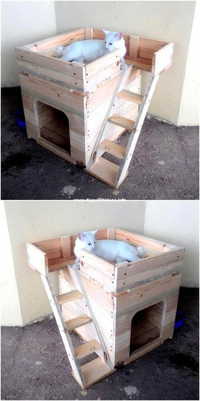 50 Modern Ideas Of Pallet Wood Creations And Projects