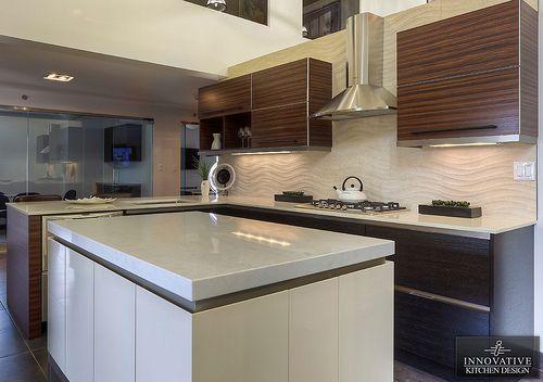 Innovative Kitchen Design Alluring Innovative Kitchen Design  Contemporary Kitchen With Aluminum Decorating Design