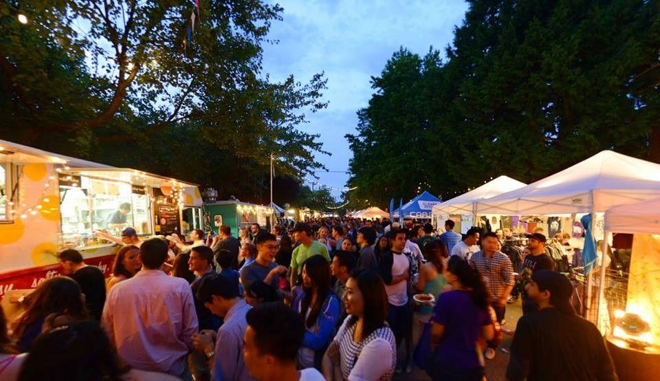 Food truck festivals seattle street food festival