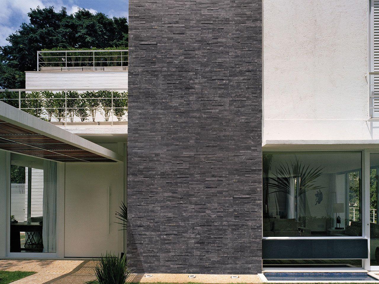 Rivestimento Esterno Casa : Rivestimenti esterno casa ocrarossa rivestimento casa esterno