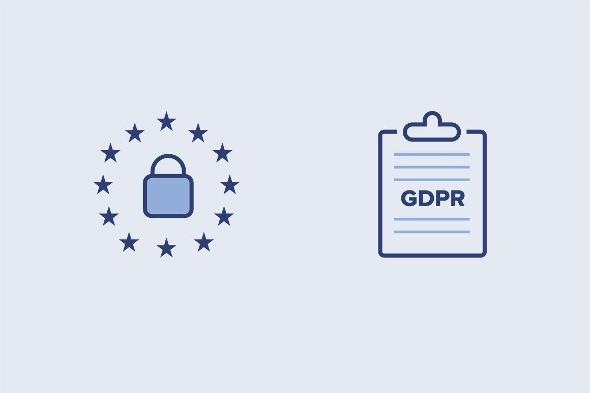 15 Gdpr Privacy Policy Icons In 2020 Icon Policies Privacy Policy