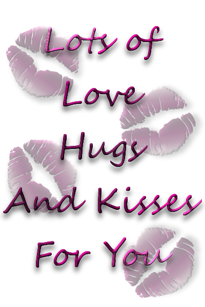Hugs And Kisses For You : kisses, Ffshugs, Kisses,