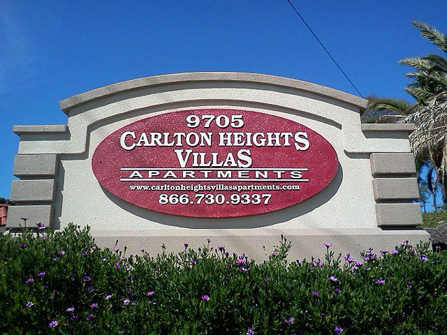 carlton signs | Monument Signs | San Diego Sign Company