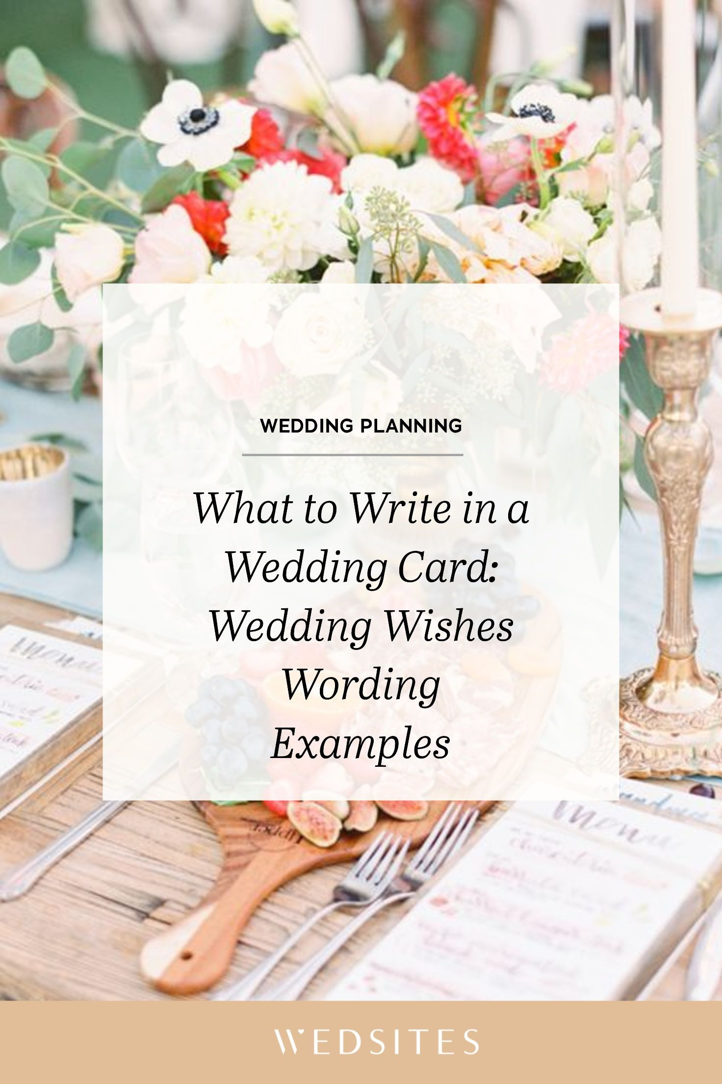 what to write in a wedding card wedding wishes wording
