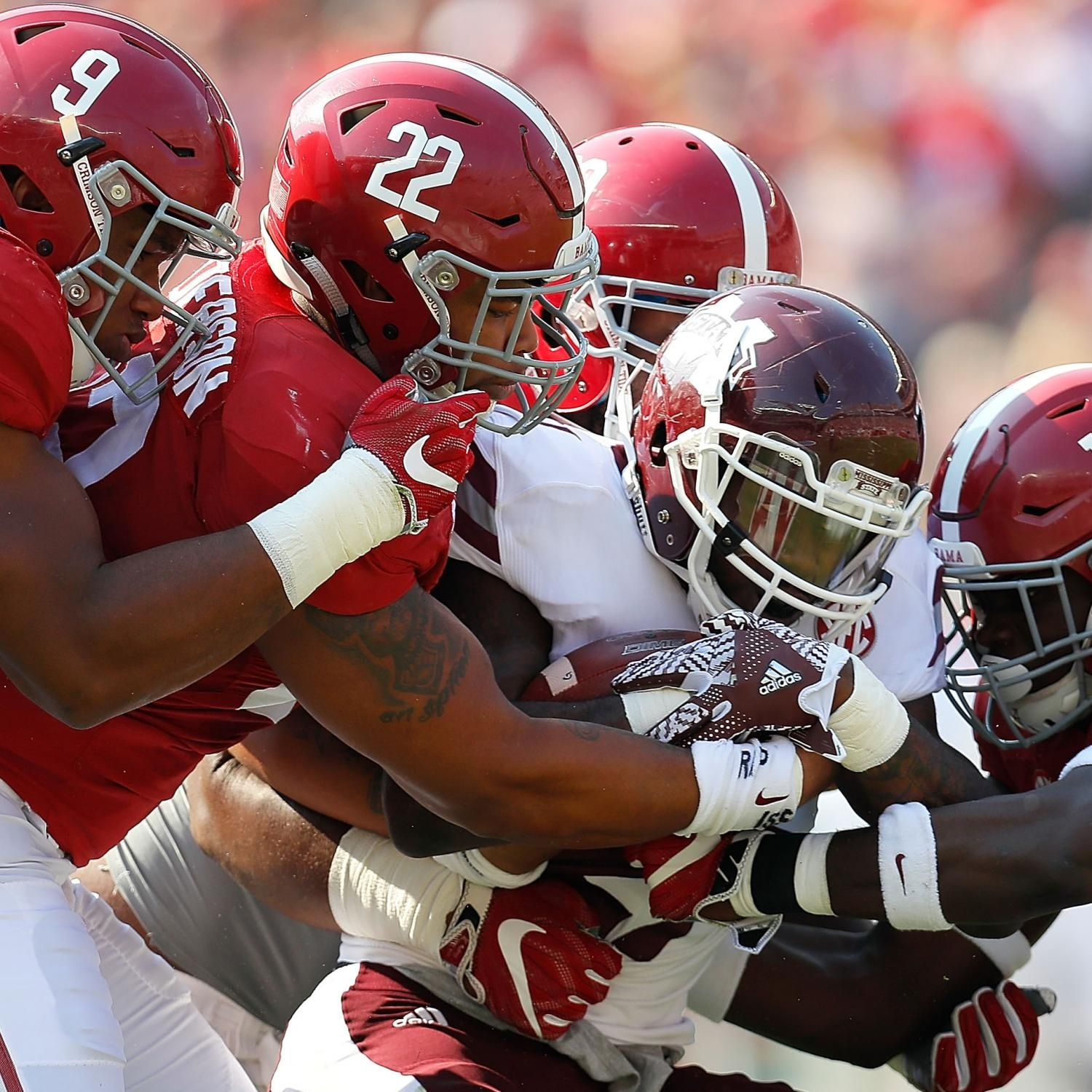 Selection Committee Should Give Alabama Playoff Spot Now