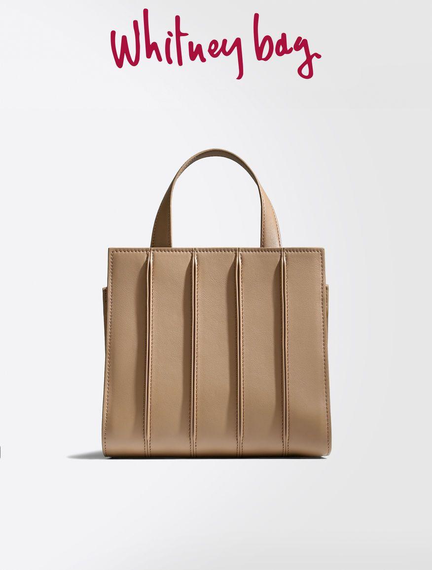 77dad4c8a Max Mara WHIT8XS tobacco: Small Whitney Bag.   bags.   Max mara, Bags