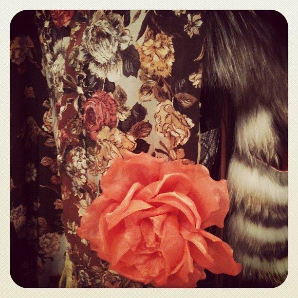 Desert rose ;) s/s12 Etienne Jeanson