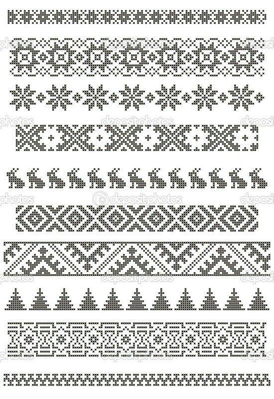 norwegian fair isle sweaters - Google Search   Crochet   Pinterest ...