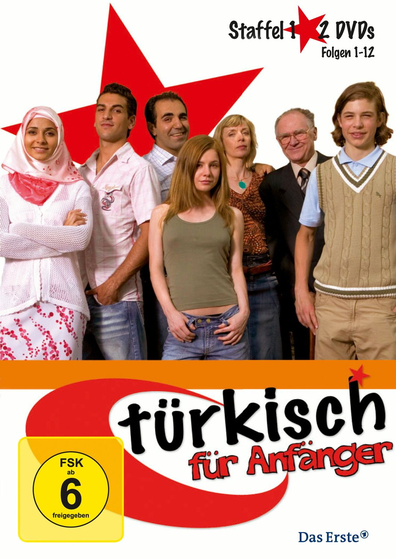 Turkisch Fur Anfanger Komplett Box Staffel 1 2 3 Turkisch Fur Anfanger Elyas M Barek Und Dvd Box