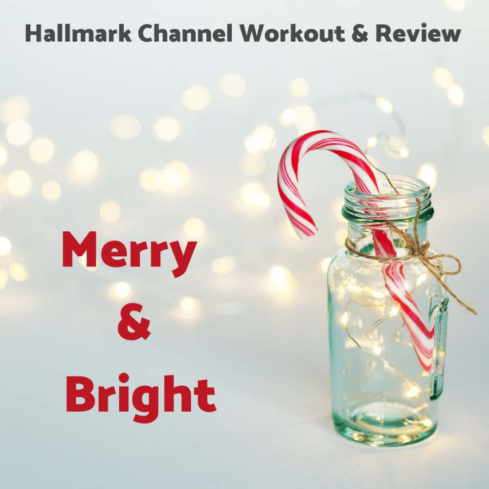 Merry & Bright Workout and Movie Review – Andrea Claassen (With images) | Hallmark christmas ...