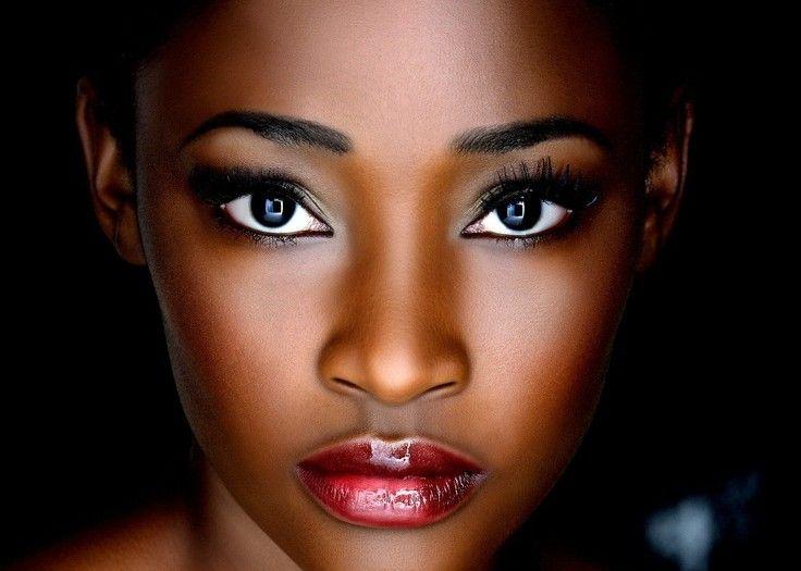 Makeup for Dark Skin Black Women Natural Makeup For Dark ...