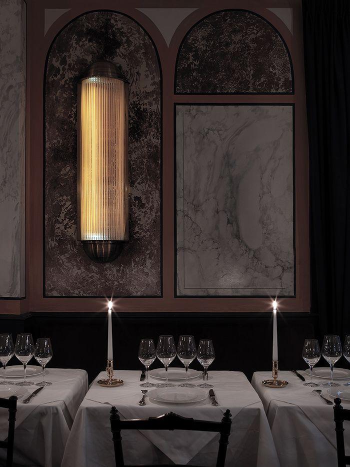 Ces idées déco à piquer aux restaurants | Deco interiors, Bar and ...