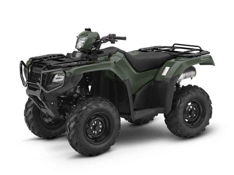 New 2017 Honda FourTrax Foreman Rubicon 4x4 Automatic D ATVs For Sale in Alabama.