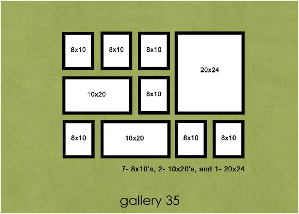 For Photographers Cherish Photo Wall Layout Frames On Wall Photo Arrangements On Wall