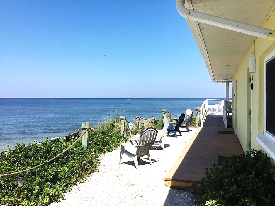 Relax on our front patio!   Florida vacation, Pearl beach ...