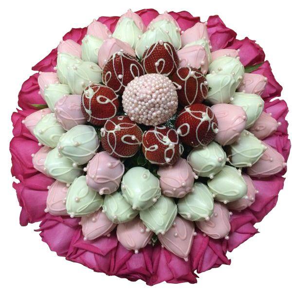 Rainbowly fresh fruit bouquet, centerpiece for weddings / events www ...