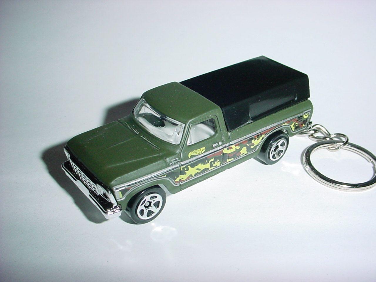 3d 1979 ford f150 custom keychain by brian thornton