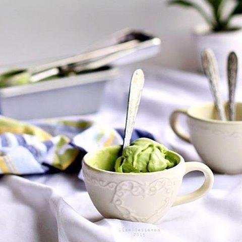 Matcha ice cream anyone? Nom nom nom! www.zengreentea.com.au #matcha #superfood