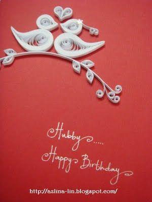Love birds cute for an anniversary card also crafts pinterest rh