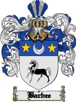 Barbee Coat of Arms / Barbee Family Crest | Tattoo Ideas