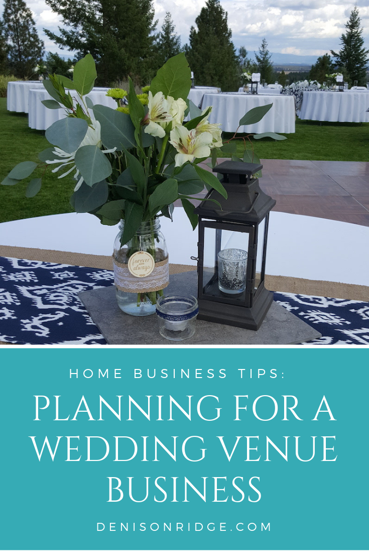 How To Start And Run A Wedding Venue In Your Own Backyard Wedding Venues Event Venue Business Wedding Venue Prices