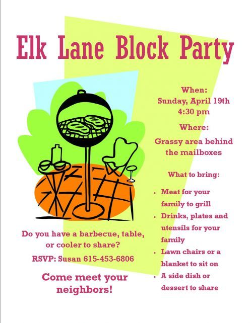 1000+ images about BLOCK PARTY on Pinterest | Block party invites ...