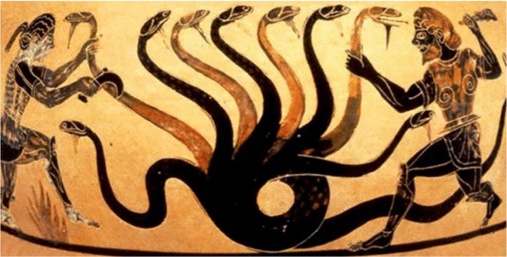 Schlange Griechische Mythologie