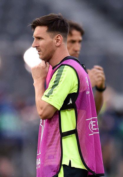 Corte De Messi : corte, messi, Barça