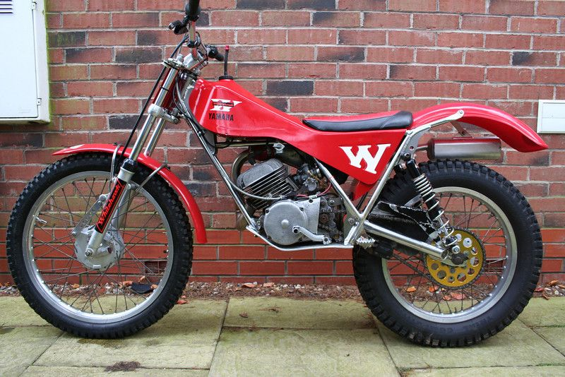 Ty 175 Moto Pinterest Trials Trial Bike And Dirt Biking