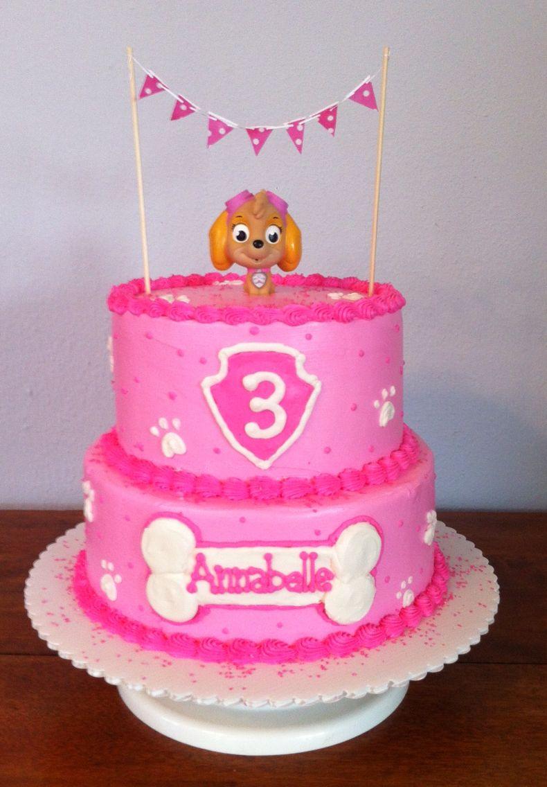 Best 25 girls paw patrol cake ideas on pinterest girl for Cake craft beavercreek ohio