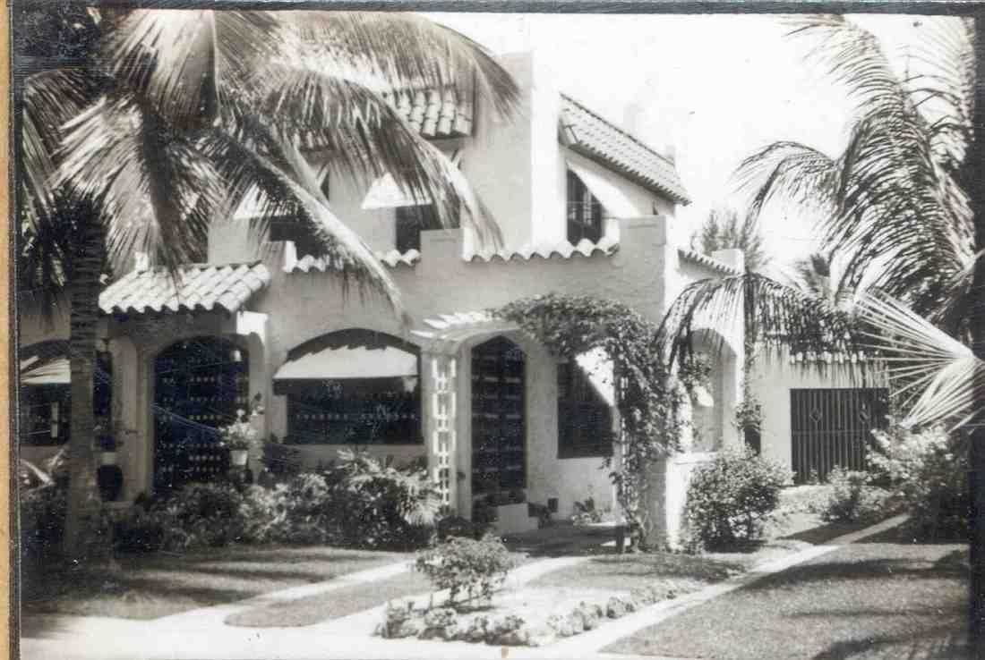 Archival Photos Show the Old Splendor of Miami's