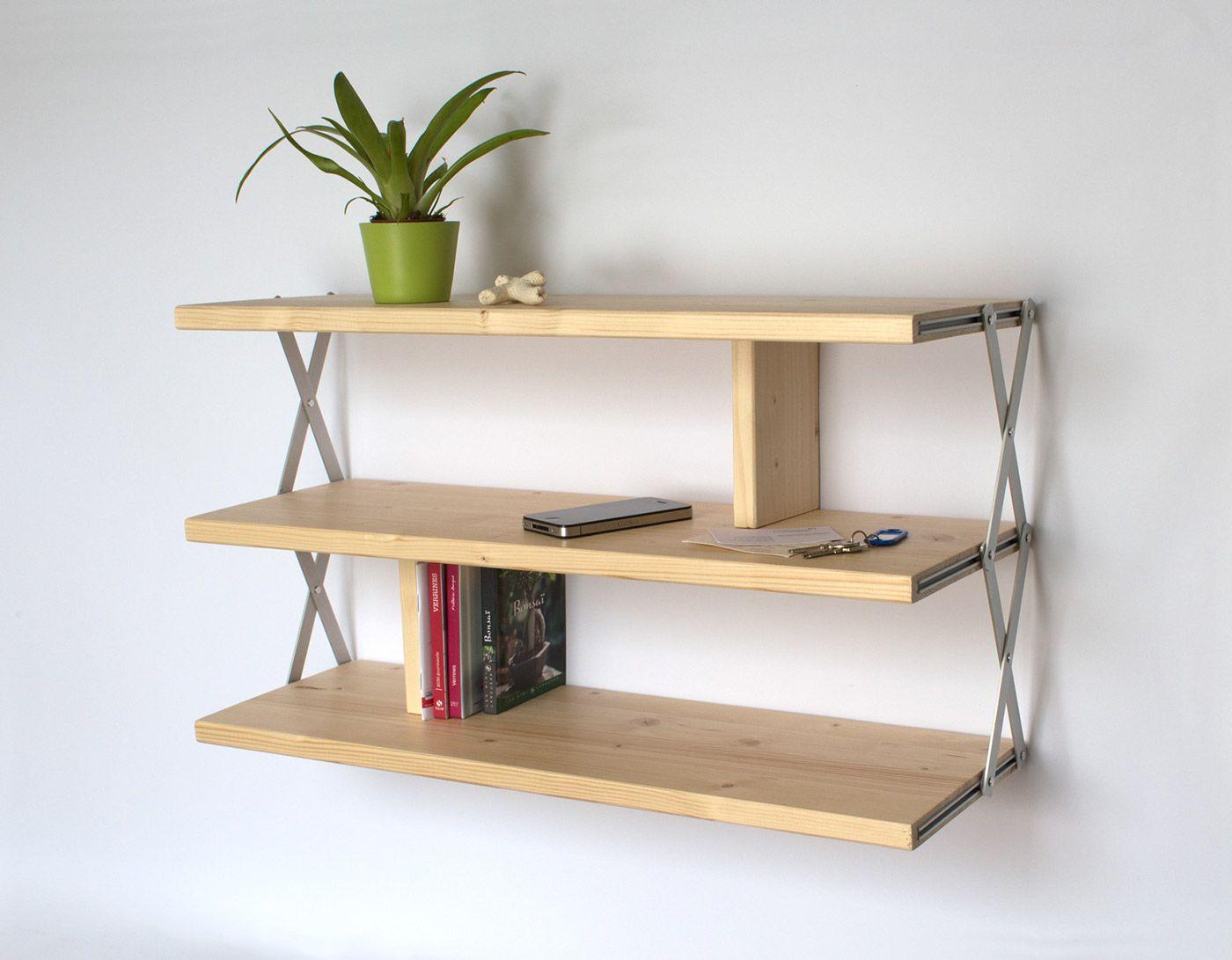 Panto shelf panto shelf est une étagère de bureau inspirée d
